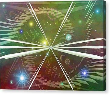Epiphany Canvas Print by Tim Allen