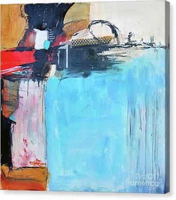 Equalibrium Canvas Print by Ron Stephens