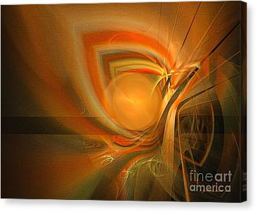 Equilibrium - Abstract Art Canvas Print