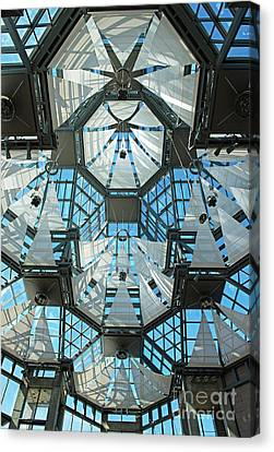 Canvas Print featuring the photograph Equilibrium.. by Nina Stavlund