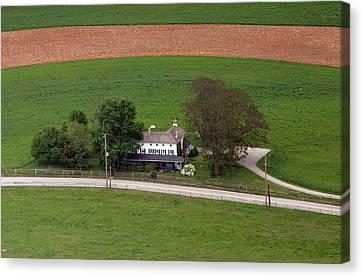 Erdenheim Farm 2 Canvas Print