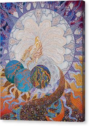 Erdenora Canvas Print