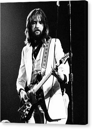 Eric Clapton Canvas Print - Eric Clapton 1973 by Chris Walter