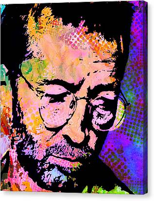 Eric Clapton Canvas Print by Otis Porritt