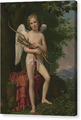 Eros Canvas Print by Joseph Paelinck