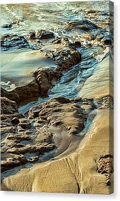 Erosion Canvas Print by Kelley King