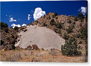 Escalante Mound Canvas Print
