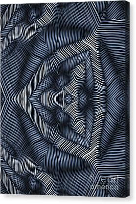 Escheresque In C Canvas Print