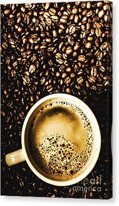 Espresso Roast Canvas Print