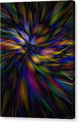 Essence Canvas Print by Lauren Radke
