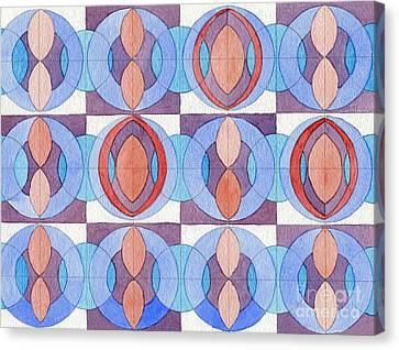 Appleton Canvas Print - Essence Of Harmony by Norma Appleton