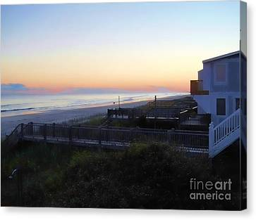 Canvas Print featuring the photograph Essence by Roberta Byram