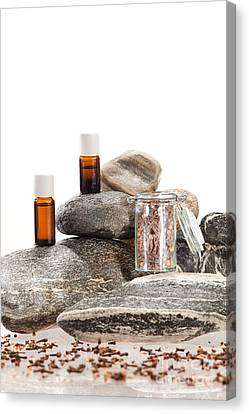 Essential Oil From Clove Canvas Print by Wolfgang Steiner