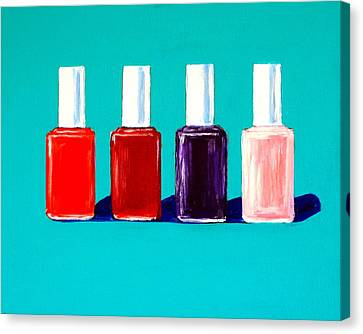 Essie Polish Canvas Print