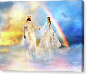 Eternal Promise  Canvas Print