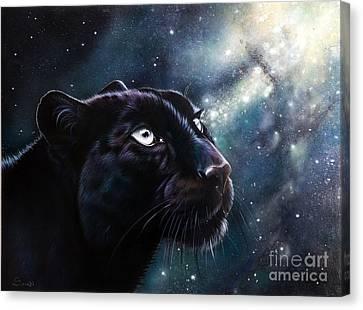 Eternal Canvas Print by Sandi Baker