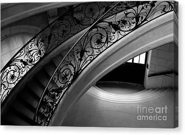Eternal Staircase Canvas Print
