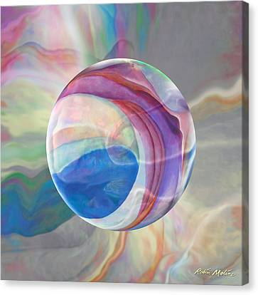 Ethereal World Canvas Print