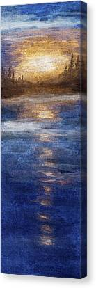 Eerie Canvas Print - Ethereal Morn by R Kyllo