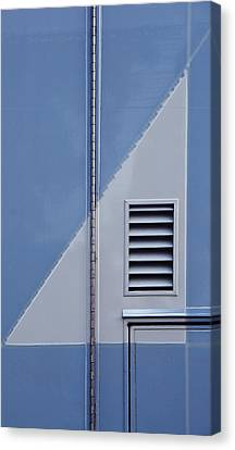 Euclidean Photography II Canvas Print by KM Corcoran