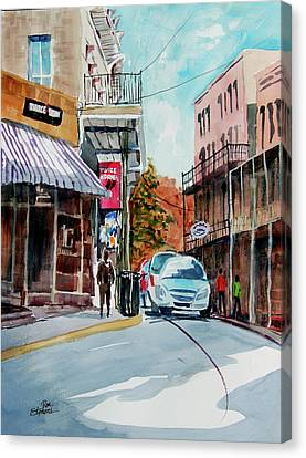 Eureka Springs Ak 7 Canvas Print