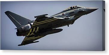 Iraq Canvas Print - Eurofighter by Martin Newman