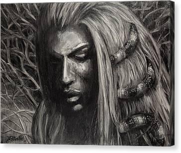 Eve Canvas Print by Jason Reinhardt