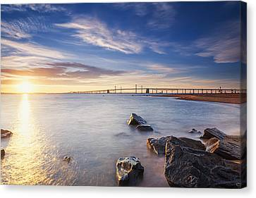 Canvas Print featuring the photograph Even The Mistakes Aren't Really Mistakes At All by Edward Kreis