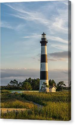 Evening Light Canvas Print by Gregg Southard