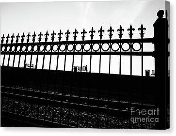 Canvas Print - Evening On The River by Scott Pellegrin