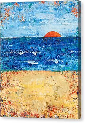 Evening Promise Canvas Print