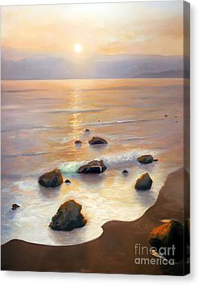 Eventide Canvas Print by Michael Rock