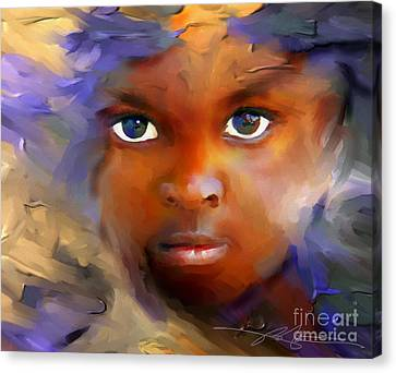 Every Child Canvas Print by Bob Salo