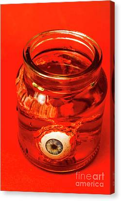 Experiment Canvas Print - Everything You Know Is A Leye by Jorgo Photography - Wall Art Gallery