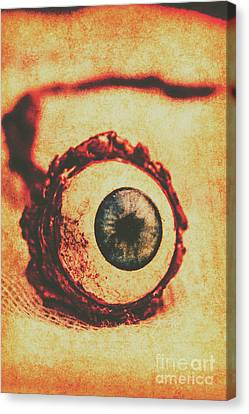 Evil Eye Canvas Print by Jorgo Photography - Wall Art Gallery