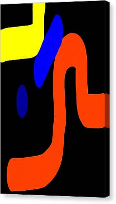 Exclamation Point  Canvas Print by Andrew Karp