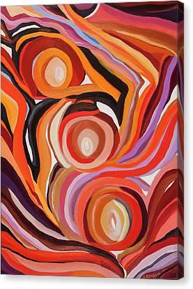 Exhileration Canvas Print
