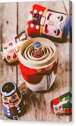 Moustache Canvas Print - Exposing The Controller by Jorgo Photography - Wall Art Gallery
