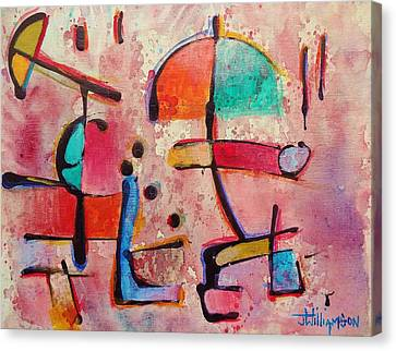 Expression # 12 Canvas Print