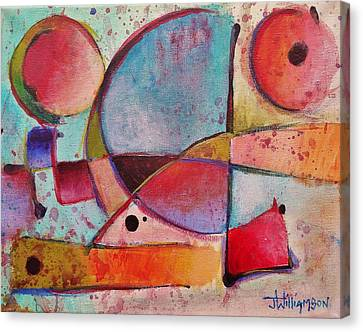Expression # 13 Canvas Print by Jason Williamson