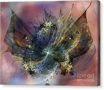 Expression Of Joy Canvas Print