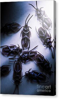 Extermination Canvas Print by Jorgo Photography - Wall Art Gallery