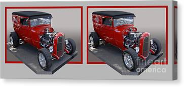 Extra Fast Delivery Canvas Print by Michael Beech