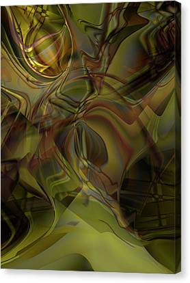 Canvas Print - Extraterium by Steve Sperry