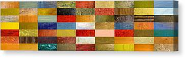 Eye Candy Canvas Print by Michelle Calkins