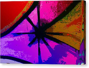 Eye Of The Beholder Canvas Print by Bill Cannon