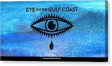 Eye On The Gulf Coast Canvas Print