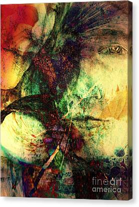 Eyes To See Canvas Print