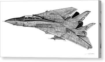 F-14b Tomcat Canvas Print