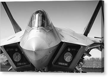 F22 Raptor Canvas Print